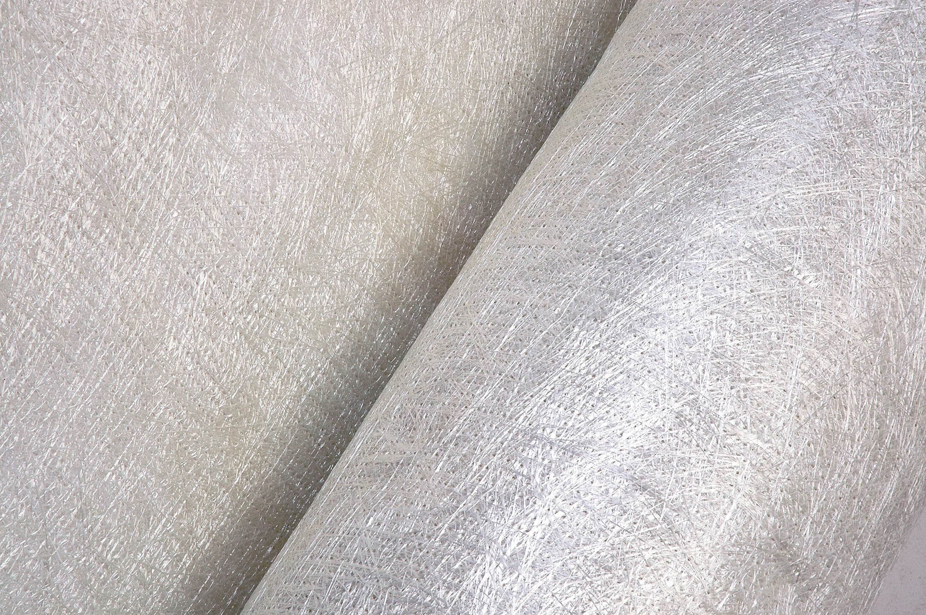 close up of nonwoven